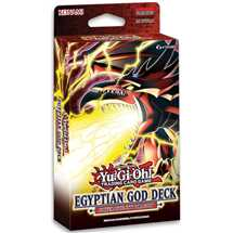 YGO Structure Deck Egyptian God Slifer ITA