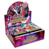 Box YGO King's Court 1a ed. display 24 buste
