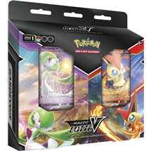 Pokemon  Battle Deck Bundle Victini-V e Gardevoir-V