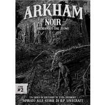 Arkham Noir - Caso #2: Richiamato dal Tuono