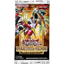 Busta YGO Blazing Vortex 1a ed.