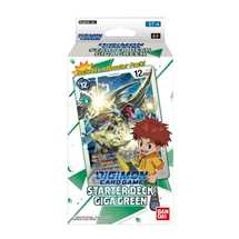 Digimon Card Game ST-4 Starter Deck Giga Green reprint