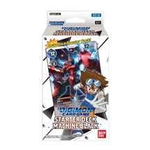 Digimon Card Game ST-5 Starter Deck Machine Black Reprint