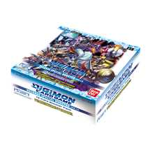 Digimon Card Game BT01-03 Box Ver. 1.0 (3 invio)