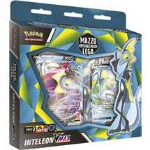 Pokemon Mazzo Lotte di Lega Inteleon-VMAX