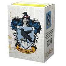 AT-16026 Dragon Shield Matte Art Sleeves - WizardingWorld - Ravenclaw (100 Sleeves) Harry Potter