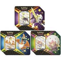 Pokemon Tin da collezione Spada e Scudo 4.5 Destino Splendente assortito