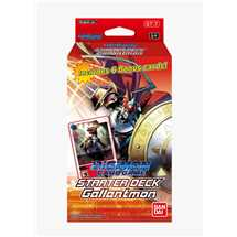 Digimon Card Game ST-7 Starter Deck Gallantmon