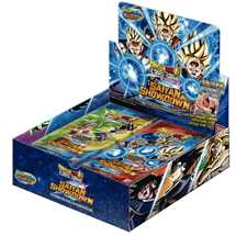 Dragon Ball Super DBS15 UW  - Box ING