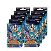 Display 8x Dragon Ball Super Saiyan Showdown Premium Pack DBS15 PP06
