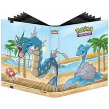 E-85994 - 9-Pocket Pro-Binder - Gallery Series Seaside