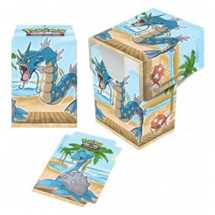 E-15728 Porta Mazzo Full-View Deck Box - Pokemon Gallery Series Seaside