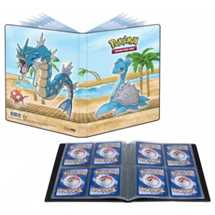 E-15724 Album Portfolio 4 Tasche Pokemon Gallery Series Seaside