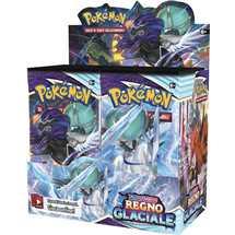 Box Pokemon Spada e Scudo Regno Glaciale (36 buste)