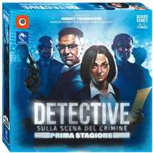 Detective sulla Scena del Crimine - Prima Stagione