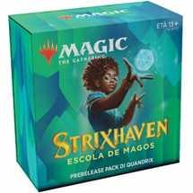 MTG Strixhaven Prerelease Pack - Quandrix