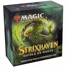 MTG Strixhaven Prerelease Pack - Germoglioscuro