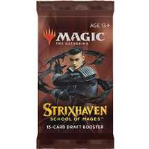 MTG - Strixhaven Draft Booster Pack
