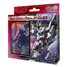 Gate Ruler Starter Deck Giant Mechs & Yokai (Restock to be confirmed)
