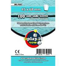 Deck Protector Uplay 100 Sleeves - Torquise (45x68mm)