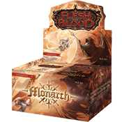 Flesh and Blood TCG - Monarch Unlimited Booster Display (24 Packs)