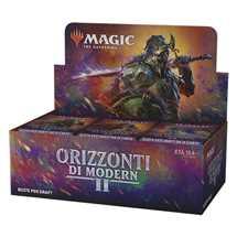 MTG - Modern Horizons 2 Draft Booster Display (36 Packs) Italiano