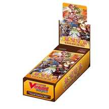 Cardfight!! Vanguard overDress Special Series Festival Collection 2021 Display (10 Packs) - EN