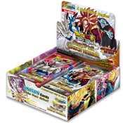 Dragon Ball Super Set 10 Unison Warrior UW1 Booster Box 9 (24 buste) (2nd Edition)
