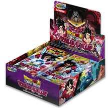 Dragon Ball Super DBS11 Vermilion Bloodline UW2 Box ING (2nd Edition)