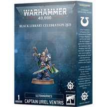 55-42 Ultramarines Captain Uriel Ventris