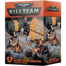 102-55-02 Warhammer 40K Kill Team Killzone Munitorum Hub