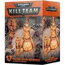 102-56-02 Warhammer 40K Kill Team Killzone Sector Mechanicus