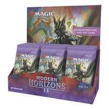 MTG - Modern Horizons 2 Set Booster Display (30 Packs) Inglese