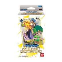 Digimon Card Game ST-3 Starter Deck Heaven's Yellow 3 invio