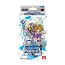 Digimon Card Game ST-2 Starter Deck  Cocytus Blue 3 invio