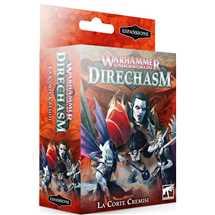110-94 Warhammer Underworlds Direchasm - La Corte Cremisi