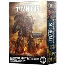 400-41 Adeptus Titanicus  Warmaster Heavy Battle Titan