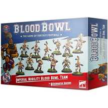 202-13 Blood Bowl - Imperial Nobility The Bögenhafen Barons