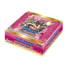 Box Digimon Card Game BT04 Great Legend (max 1 x cliente)