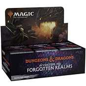 MTG - Draft Booster Display Adventures in the Forgotten Realms  (36 Packs) - ING