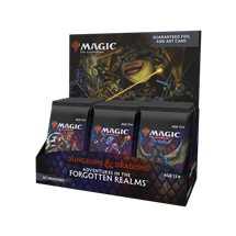 MTG - Adventures in the Forgotten Realms Set Booster Display (30 Packs) - EN