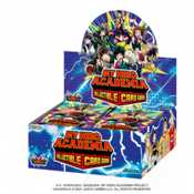 My Hero Academia Collectible Card Game - Booster Display (24 packs) Wave 1 - EN