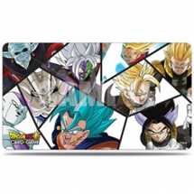 E-15702 Dragon Ball Super Playmat - Unison Warriors + Tubo
