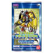 Busta Digimon Card Game EX-01 Classic Collection