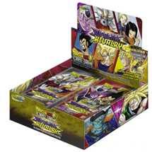 Dragon Ball Super BT13 UW04 Supreme Rivalry - Box ENG