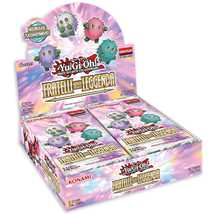 Box YGO Brothers of Legend 1a ed. display 24 buste