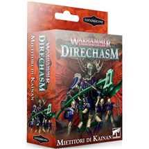 109-03 Warhammer Underworlds Direchasm - Mietitori di Kainan