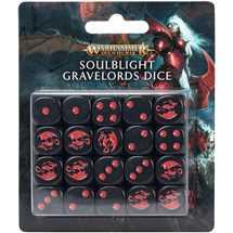 91-99 Soulblight Gravelords Dice Set