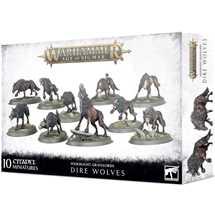 91-45 Dire Wolves
