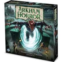 Arkham Horror: I Segreti dell'Ordine